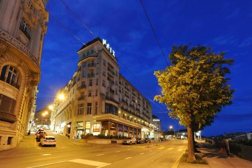 . Hôtel de la Paix Lausanne