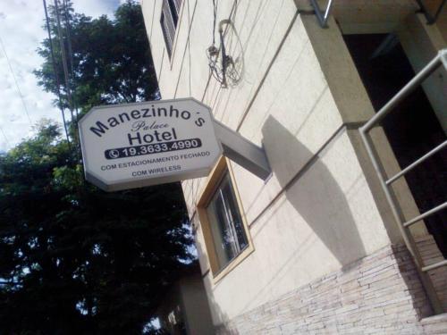 Foto de Manezinho's Palace Hotel