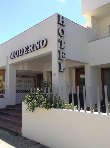 Hotel Moderno bild1