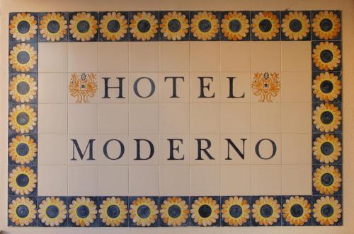 Hotel Moderno bild2