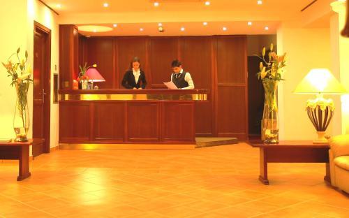 Hotel Moderno bild8