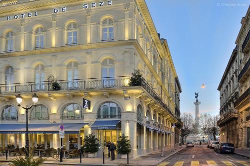 Hôtel de Sèze & Spa Bordeaux Centre - Hôtel - Bordeaux