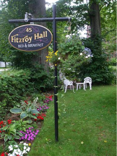 Fitzroy Hall