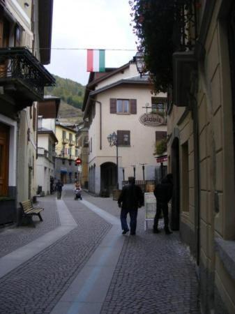 Del Ginnasio Apartment Bormio