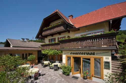 Gasthof Forststube, Pension in Velden am Wörthersee bei Pritschitz