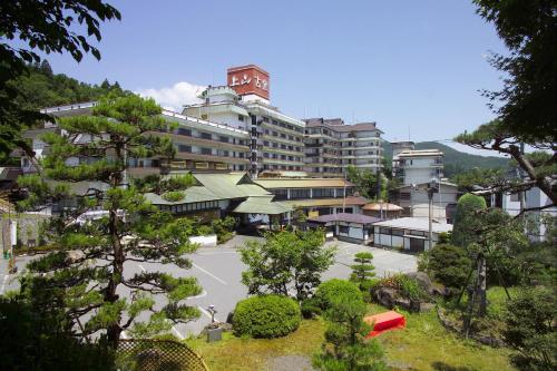 Accommodation in Kaminoyama