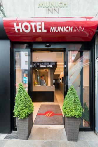 Hotel Munich Inn - Design Hotel photo 22
