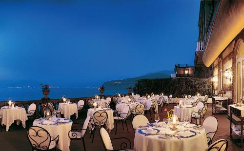 Terrazza Bosquet - Sorrent - ein Guide Michelin-Restaurant