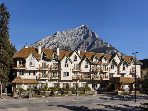 The Rundlestone Lodge - Banff, AB T1L 1A6