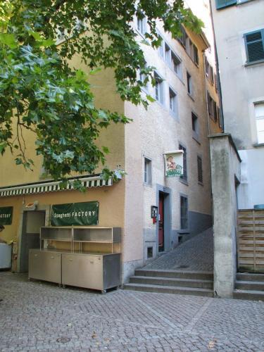 City Backpacker Biber, 8001 Zürich