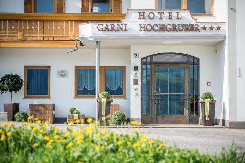 Hotel Garni Hochgruber - Bruneck-Kronplatz