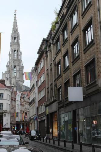 Marc B&B, Pension in Brüssel