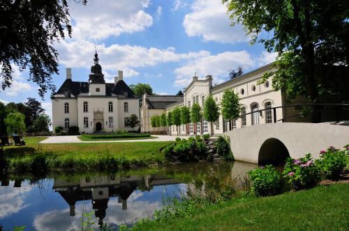 Kasteel-overnachting met je hond in Hotel Schloss Gartrop - Hünxe