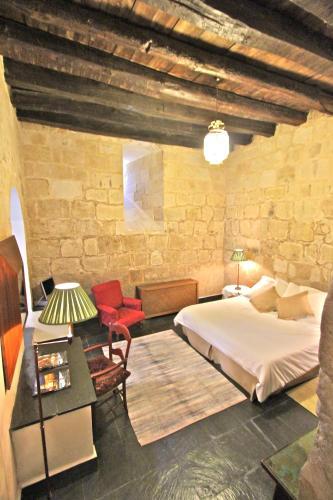 Deluxe Doppel-/Zweibettzimmer - Einzelnutzung Posada Real Castillo del Buen Amor 16