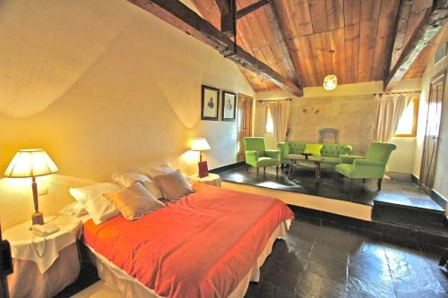 Deluxe Double or Twin Room - single occupancy Posada Real Castillo del Buen Amor 10