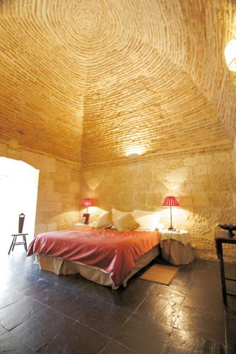 Junior Suite - single occupancy Posada Real Castillo del Buen Amor 12
