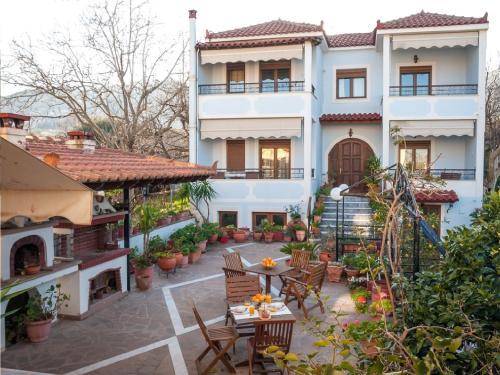 Villa Nufaro (B&B)