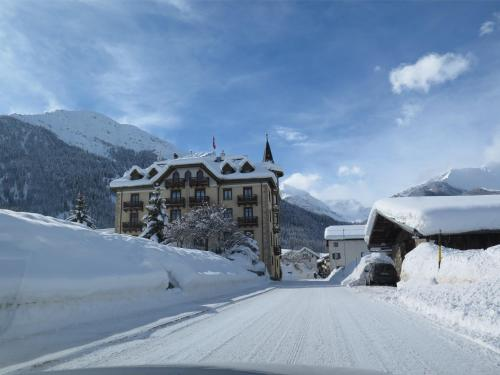 Hotel Schweizerhof Sta Maria - Sta Maria Val Müstair
