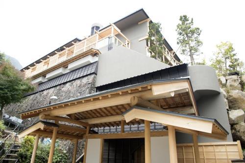 格拉漢吉馬多卡之森日式酒店 Gora Hanaougi Madoka No Mori