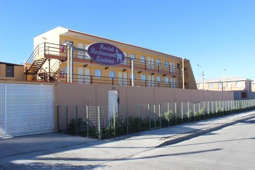 Hotel Hostal Restaurant Quetena