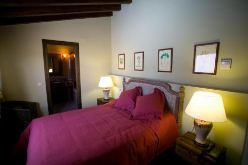 Superior Double Room Hotel Spa La Casa Del Convento 1