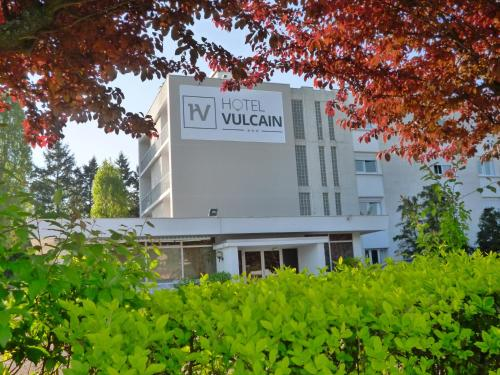 . Hôtel Vulcain