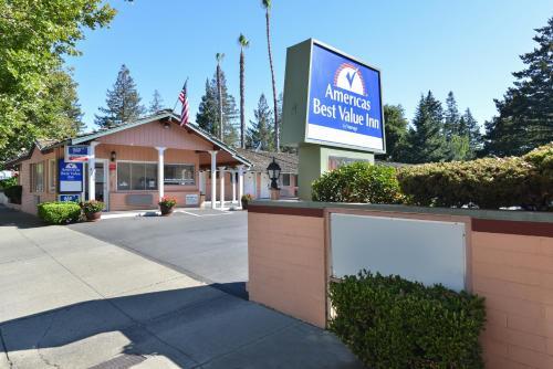 Americas Best Value Inn - Sky Ranch - Palo Alto, CA 94306