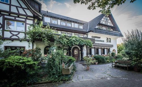 Hotel-overnachting met je hond in Landhotel Rebstock - Oberkirch