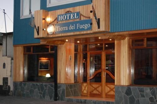 HotelHOTEL TIERRA DEL FUEGO