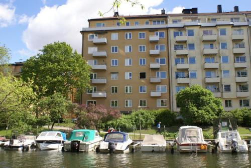 Stockholm Apartment impression