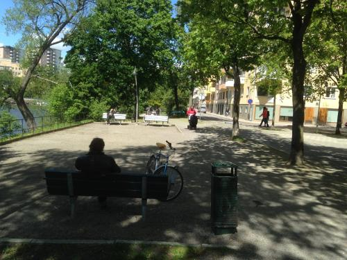 Stockholm Apartment photo 12