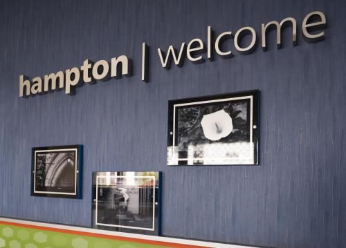 Hampton Inn by Hilton-Queretaro Tecnologico in Querétaro