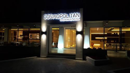 . Cosmopolitan Hotel