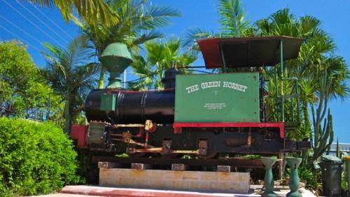 A Railway Lodge