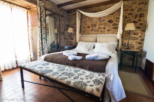 Habitación Doble Superior Hotel Rustico Lugar Do Cotariño 23