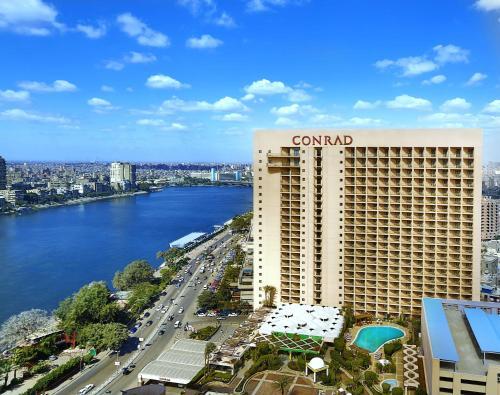 . Conrad Cairo Hotel & Casino
