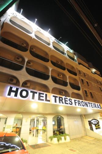 Hotel Três Fronteiras (Photo from Booking.com)