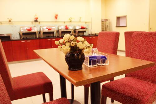 Hotel Hanting Express Shanghai Dabaishu