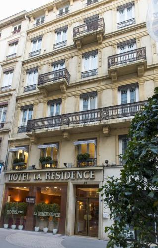 La Résidence - Hôtel - Lyon