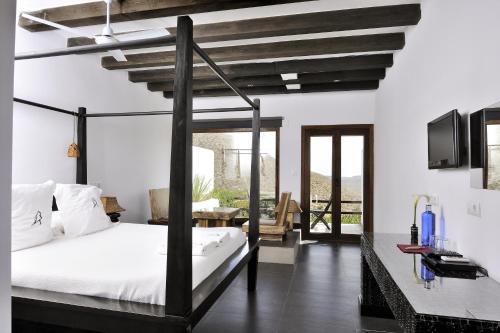 Doppelzimmer mit Terrasse La Almendra y El Gitano 6