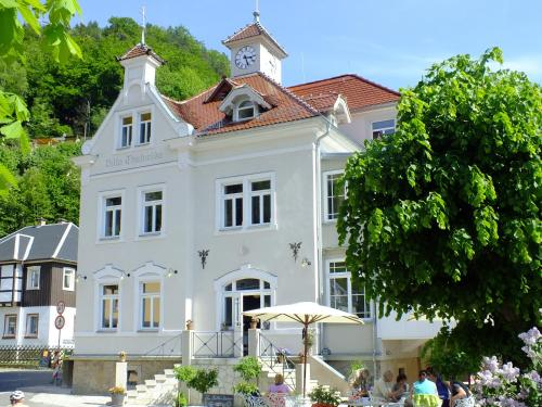 Villa Thusnelda - Apartment - Bad Schandau