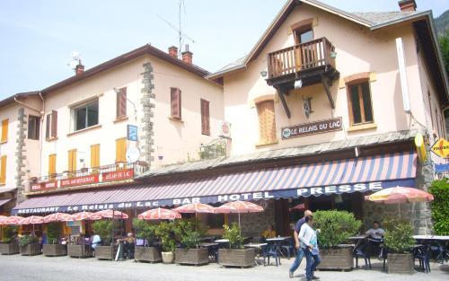 Accommodation in Le Lauzet-Ubaye