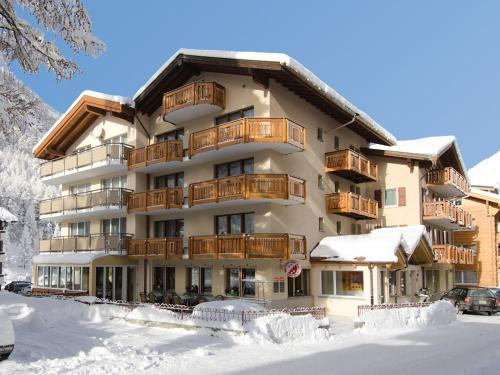 Accommodation in Saas Almagell