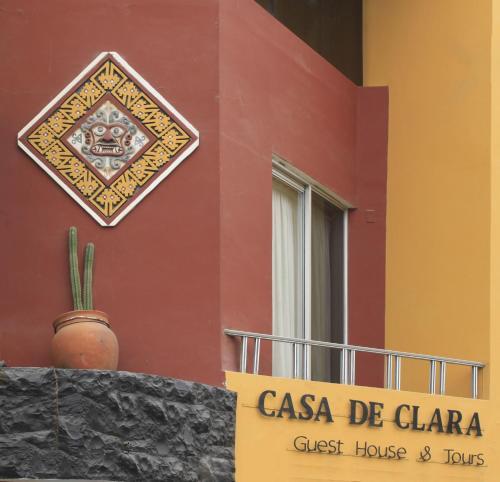 Hotel Casa de Clara