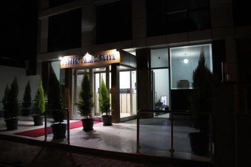 Istanbul 7tepe Asya Suite ulaşım