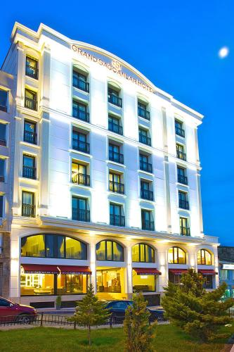 Istanbul Grand Sagcanlar Hotel adres