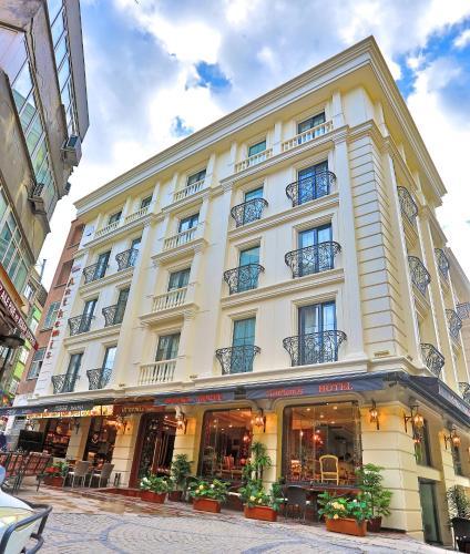 Istanbul Anthemis Hotel adres