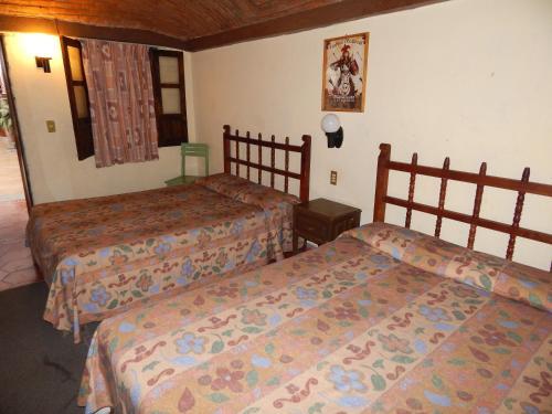 Posada Molino del Rey, Guanajuato