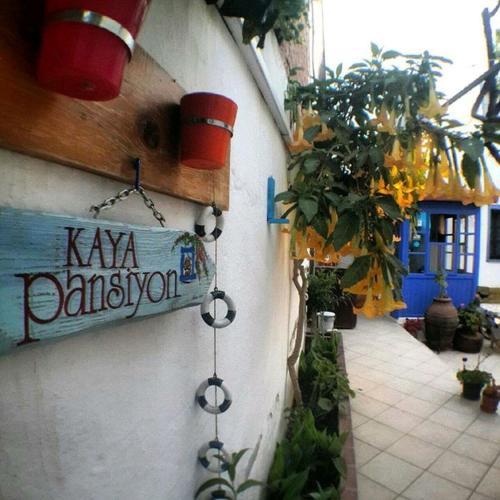 Bodrum City Kaya Apart & Pansiyon harita