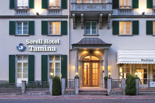 Sorell Hotel Tamina - Bad Ragaz